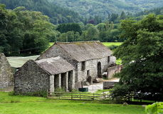 Farm buildings Royalty Free Stock Photography