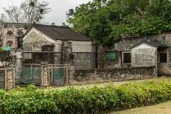 Farm buildings of Tai Fu Tai Ancestral Home, Hong Kong China