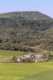 Farm of Cadiz Stock Image