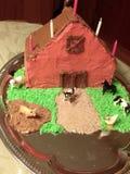 Farm cake Stock Photos
