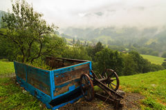 Farm Carriage Royalty Free Stock Photos