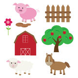 Farm Royalty Free Stock Photo