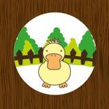 Farm- der Tieredesign Lizenzfreies Stockfoto