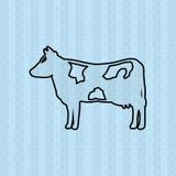 Farm- der Tieredesign Stockbild