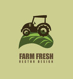 Farm design Stock Photo