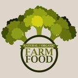 Farm design Stock Photography