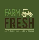 Farm design Stock Photos