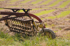 Farm equipment Stock Photography