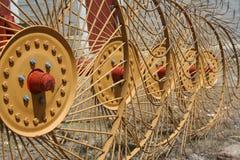 Farm equipment Royalty Free Stock Photo