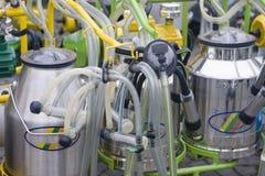 Farm equipment. Agricultural farm machinery, heavy equipment Stock Image