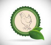 Farm fresh design Stock Photos