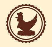 Farm fresh design Stock Images