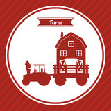 Farm fresh Royalty Free Stock Images