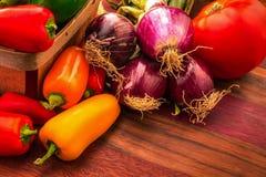 Farm Fresh Produce Royalty Free Stock Photo
