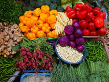 Farm fresh vegetable-IV Royalty Free Stock Photo