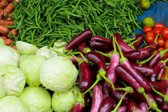 Farm fresh vegetables Royalty Free Stock Image