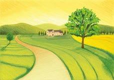 Farm Holidays Stock Image