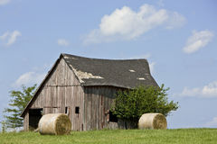 Farm House Stock Image