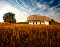Farm house Stock Photos