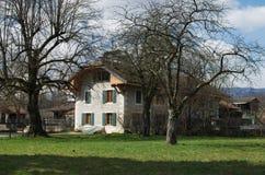 Farm House Stock Photography