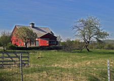 Farm House Royalty Free Stock Photography