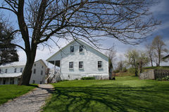 Farm house royalty free stock images
