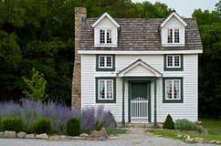 Farm House Shoal Creek Living History Museum Stock Photos