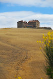 Farm house in Tuscany Stock Photography