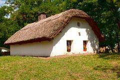 Farm-house velho húngaro Imagem de Stock