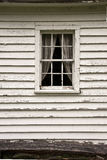 Farm house window Stock Images