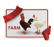 Farm icons design Stock Photo