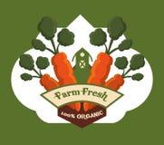 Farm icons design Royalty Free Stock Image