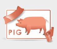 Farm icons design Royalty Free Stock Photography