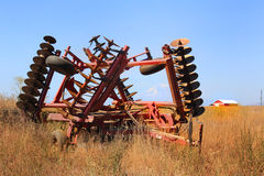 Farm implement Stock Photography