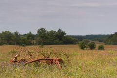 Farm Implement Royalty Free Stock Photos