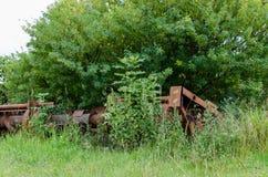 Farm implements Royalty Free Stock Photos
