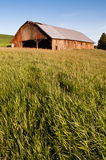 Farm Industry Equipment Building Barn Palouse Stock Images