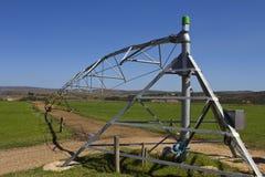 Farm irrigation equipment Stock Image