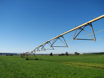 Farm irrigation system Royalty Free Stock Photography