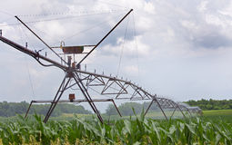 Farm Irrigation System Royalty Free Stock Images