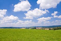 Farm land Stock Photos