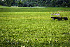 Farm Land Midwest Stock Photography