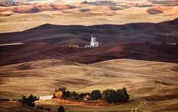 Farm Land stock photo