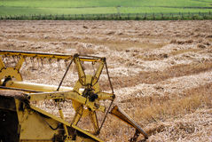 Farm machinery Royalty Free Stock Photos