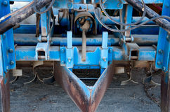Farm Machinery Closeup Stock Images
