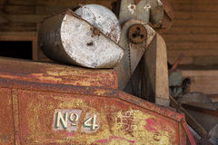 Farm Machinery Royalty Free Stock Photography