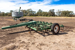Farm Machinery Stock Image