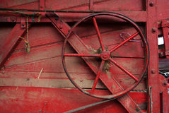 Farm machinery Royalty Free Stock Photo