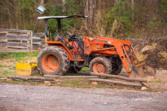 Farm Machinery Stock Photo