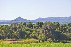Farm in Nova Petropolis - Rio Grande do Sul - Brazil Stock Photo